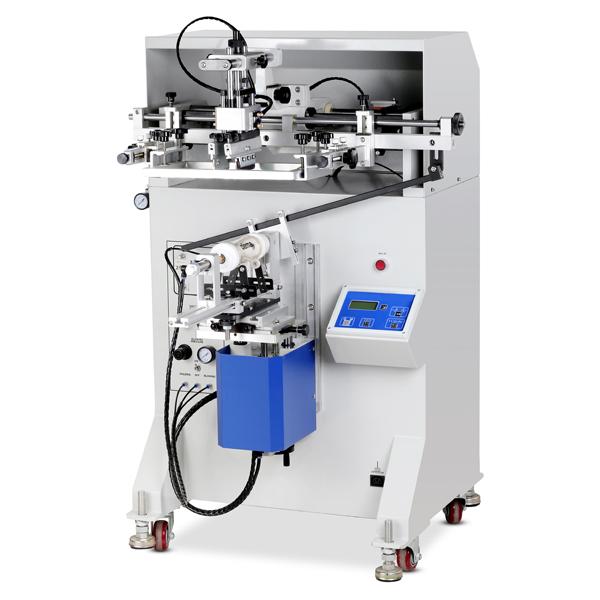 led bulb pad printing machine
